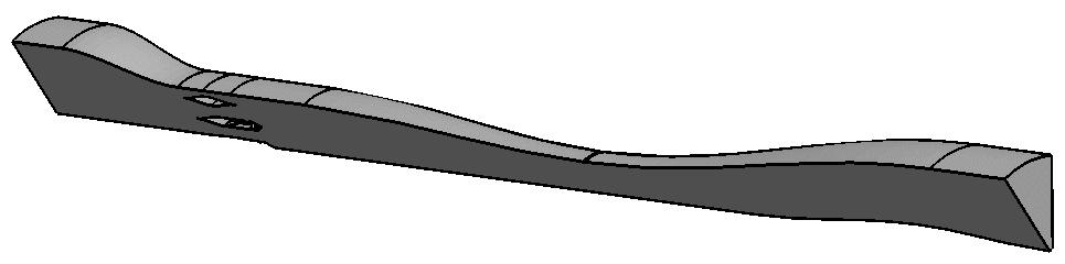 Géométrie du compresseur THERMOKIN