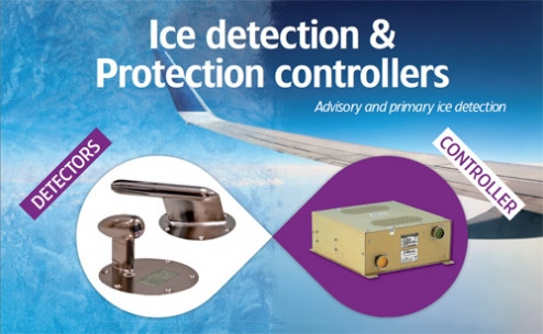 Zodiac ice detection and protection