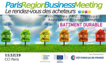 Andheo aux RdV Business Paris Bâtiment durable