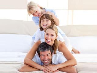 Zen en famille : Ateliers de printemps Massage famille