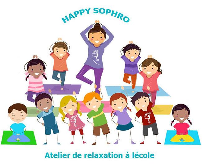 ateleir happy sophro ecole
