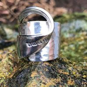 Butter Knife Ring