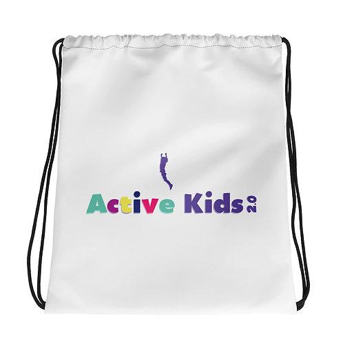 Active Kids Drawstring bag