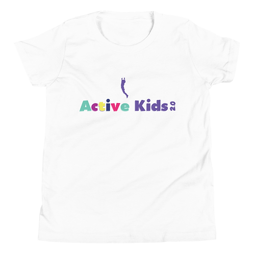 Active Kids Youth Short Sleeve T-Shirt