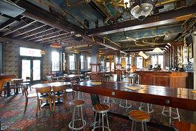 Main Public Bar at Hotel Warrnambool