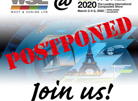 JEC WORLD 2020 - POSTPONED