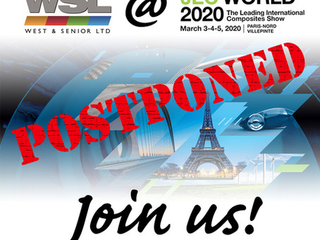 JEC WORLD 2020 - POSTPONED