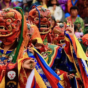 Festivals – In The Land Of The Thunder Dragon
