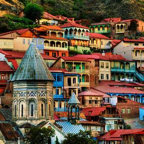 Tbilisi - Georgian Churches Galore!