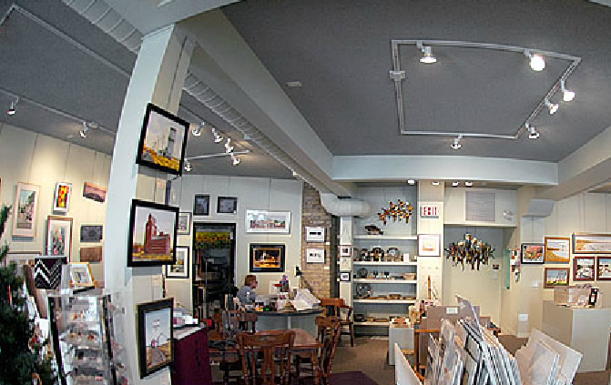 Photos of the Gallery