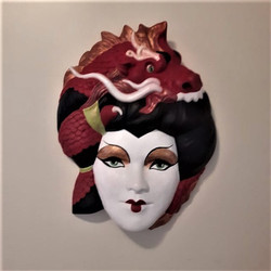 September 2021 Wawruck-Hemmett September dragon geisha (2)