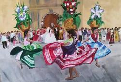 WEDDING IN OAXACA