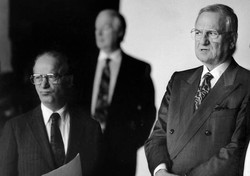 Ron DaLuca and Lee Iacocca