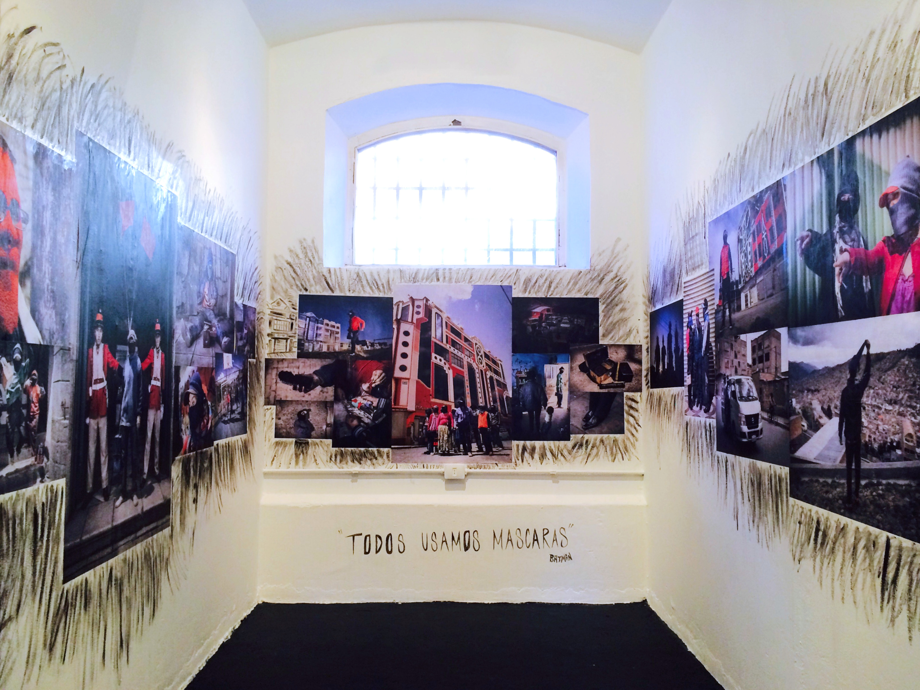 Contemporary art space in Montevideo 2015