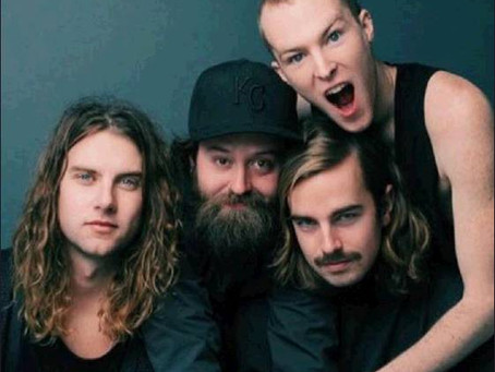 Judah & The Lion Interview (2015)