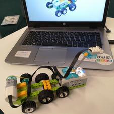 Lego Wedo Rover