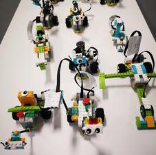Spooky Robots