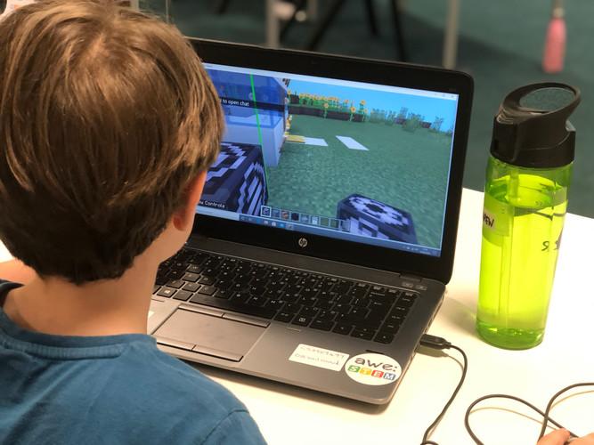 Minecraft course