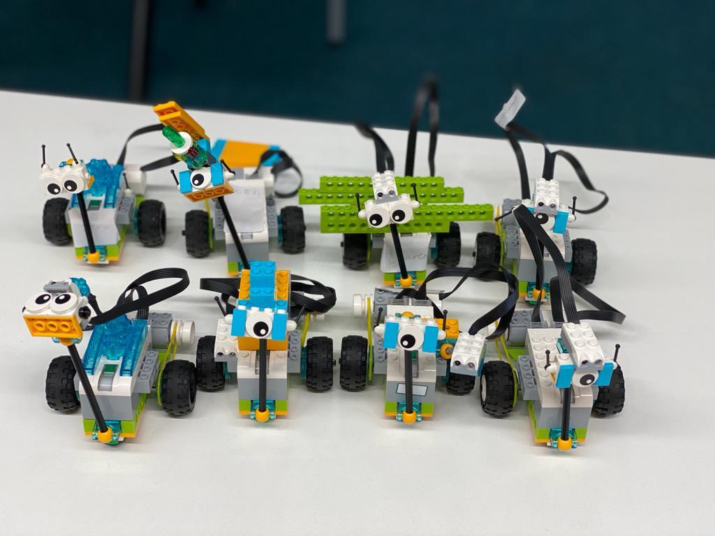 LEGO Wedo Robotics