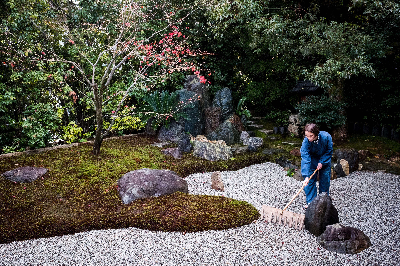 Clara temple zen Kyoto Japon VP_010