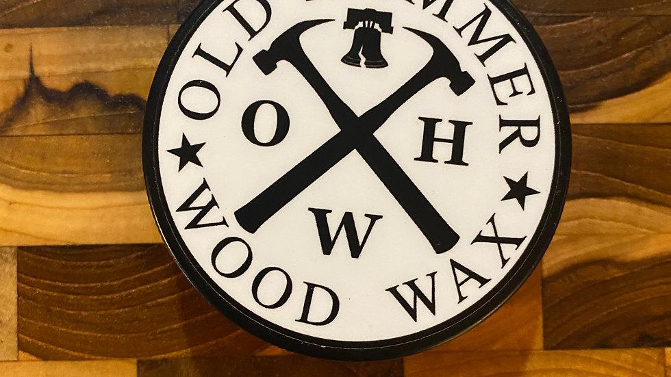 OLD HAMMER WOOD WAX
