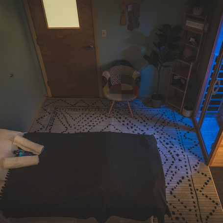 Private Infrared Sauna Room