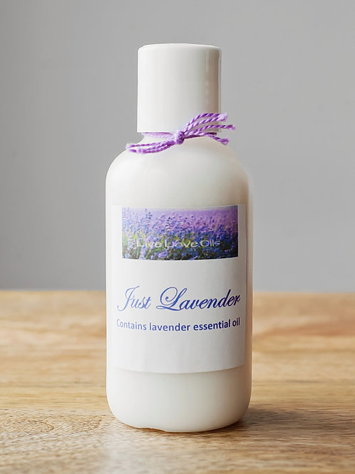 Just Lavender Hand and Body Lotion