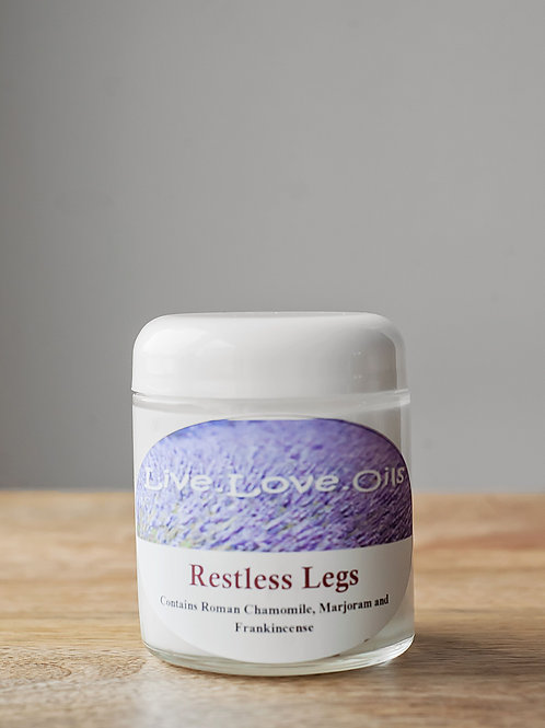 Restless Legs Calming Rub
