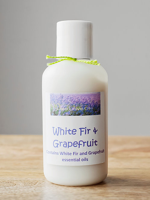 White Fir and Grapefruit Hand and Body Lotion