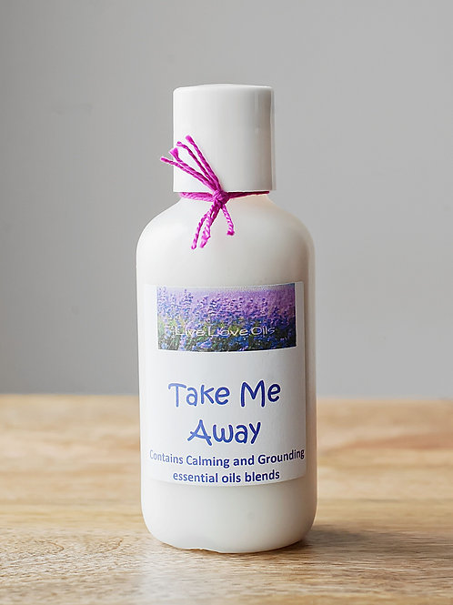 Take Me Away Hand and Body Lotion