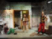 Occupied Theatre503 Mark Conway, Josie Dunn,Joe Marsh