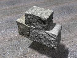 Stone Triad: Breathing (still)