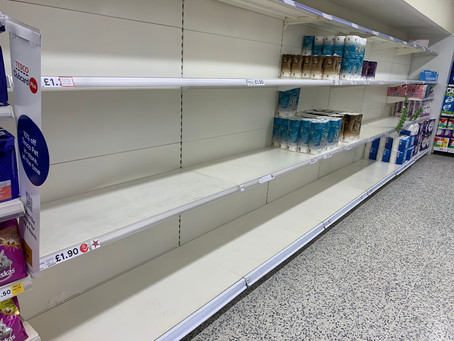 Whitehaven supermarkets running low on 'essentials'