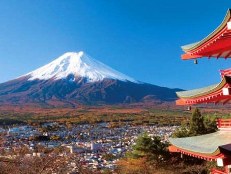 Japan - Here We Come!