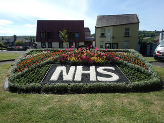 Whitehaven Town Council supports and says a big thank you to the NHS