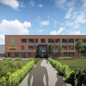 Whitehaven Academy New Build Starts
