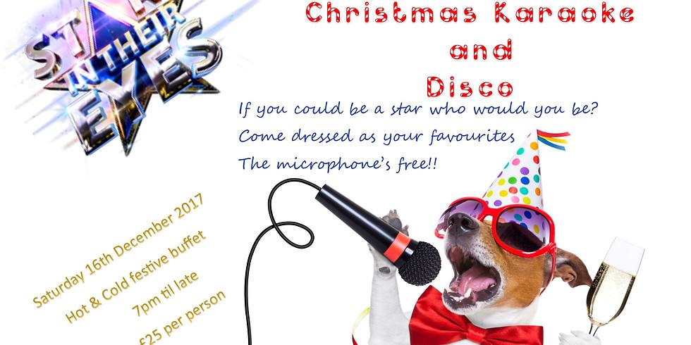 Summergrove Halls Christmas Karaoke and Disco