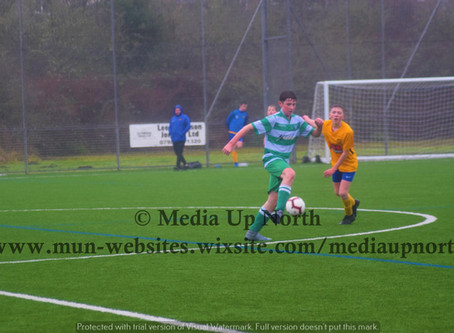 U14's play Celtic