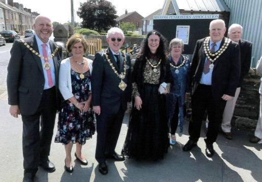 Whitehaven Town Council Mayor
