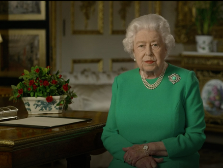 We will meet again - Queen Elizabeth II