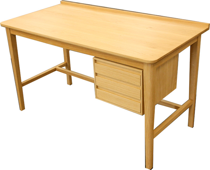 Schreibtisch in Eiche