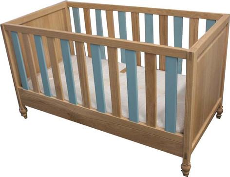 Kinderbett in Eiche
