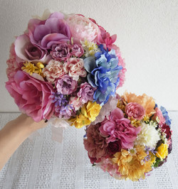 flower ponpon