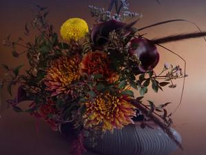 季節の花束02