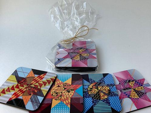 Lakota Star Coaster Collection