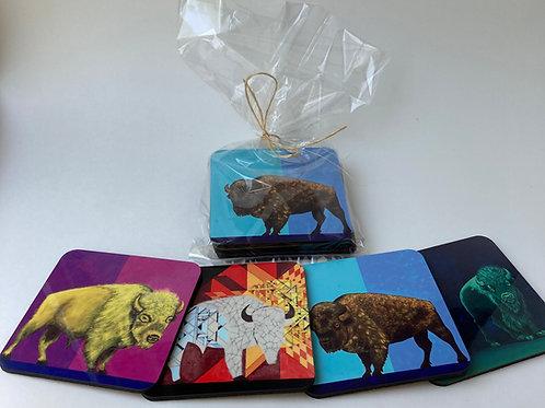 Buffalo Coaster Collection
