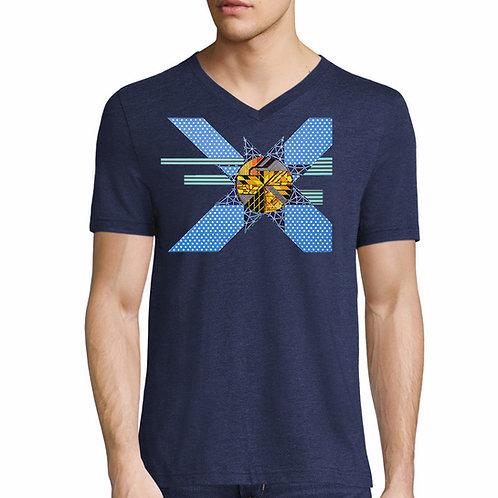 Seven Sisters V-neck t-shirt
