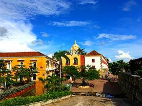 Spaans in Cartagena Colombia