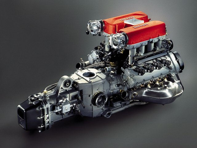 ENGINE / GEARBOX PACKAGE