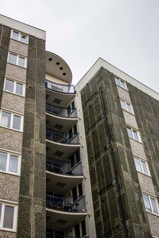 Inside public housing